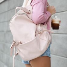 Hers - Pleather Backpack